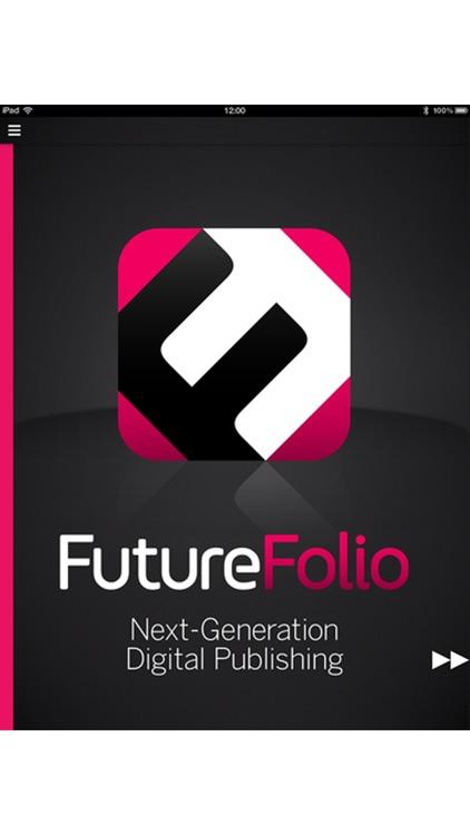 FutureFolio Viewer