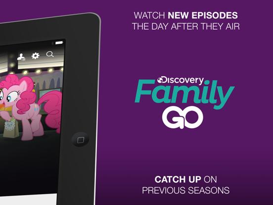 Discovery Family GO screenshot 9