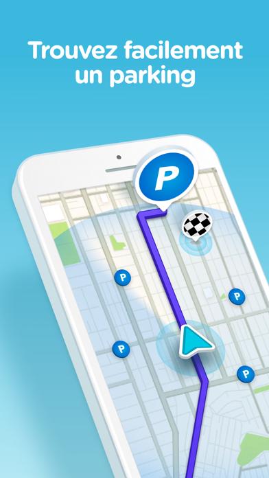 Télécharger Navigation Waze & Trafic Live pour Pc