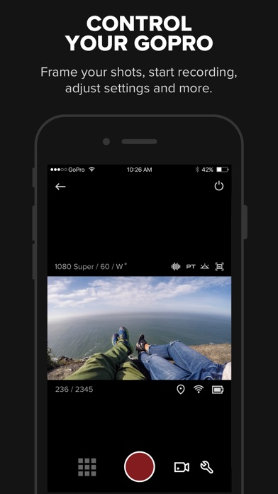 GoPro (formerly Capture) – Featuring QuikStories app image