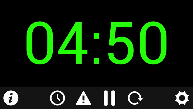 Talk Timer Clock - Full Version