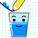 114.快乐玻璃杯-装满水杯glass