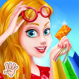 Star Girl Shopping Mall Games