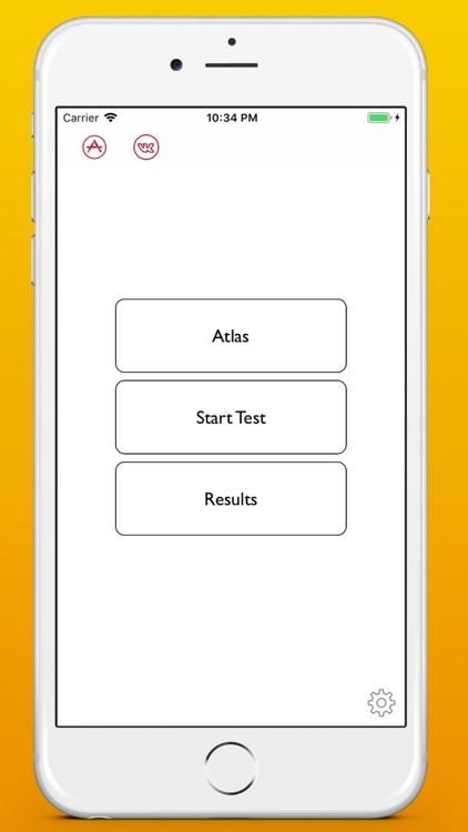 Myology atlas app screenshot-5
