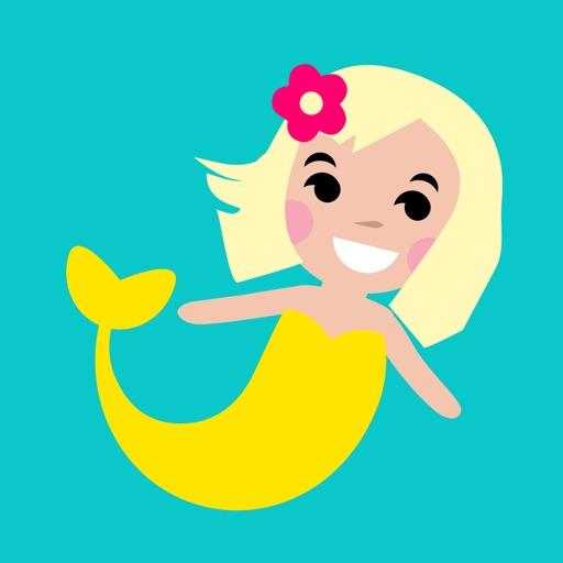Cinderly's Mermaid Stickers