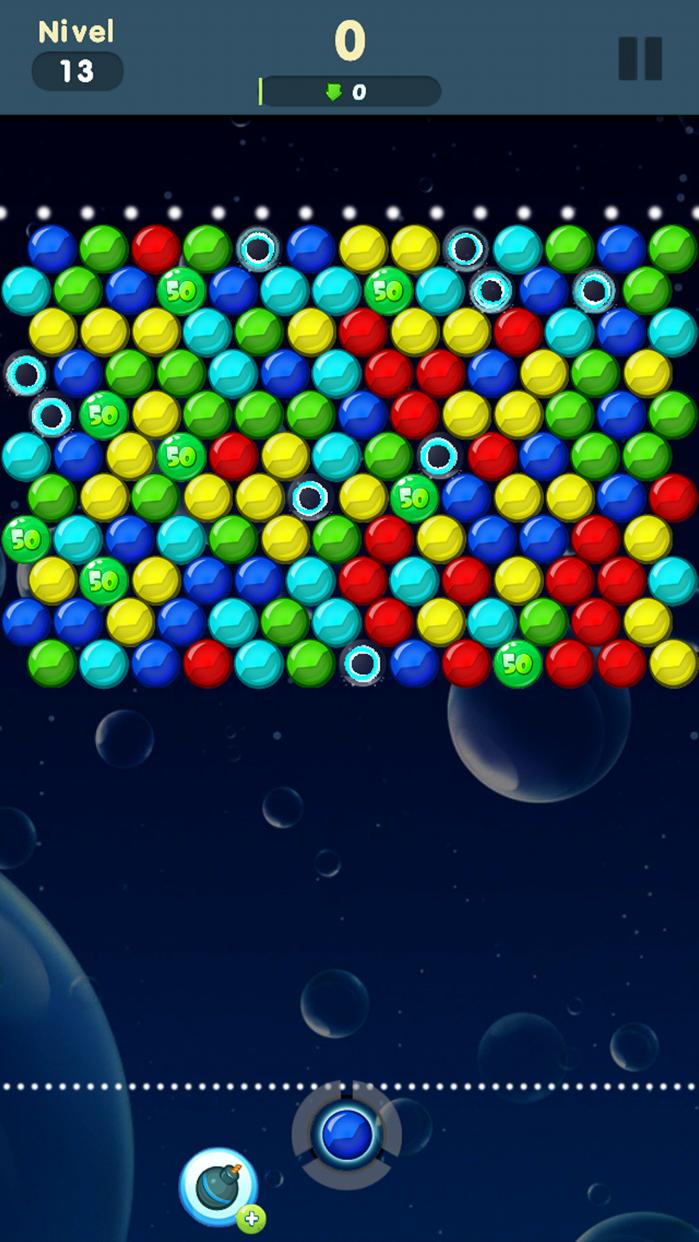 Bubble Shooter 2.0 Screenshot