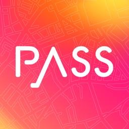 友達や家族がどこにいるかわかる位置情報アプリPASS(パス)