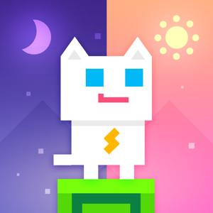 Super Phantom Cat - Be a jumping bro. app