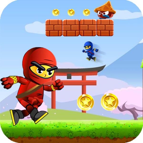 Running Ninja Shadow Fighter