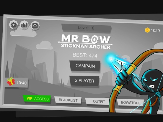 Mr Bow screenshot 6