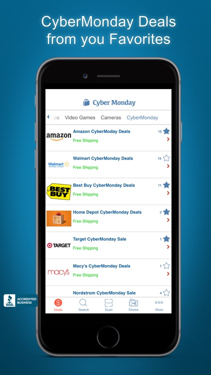 Cyber Monday 2017 Deals & Ads