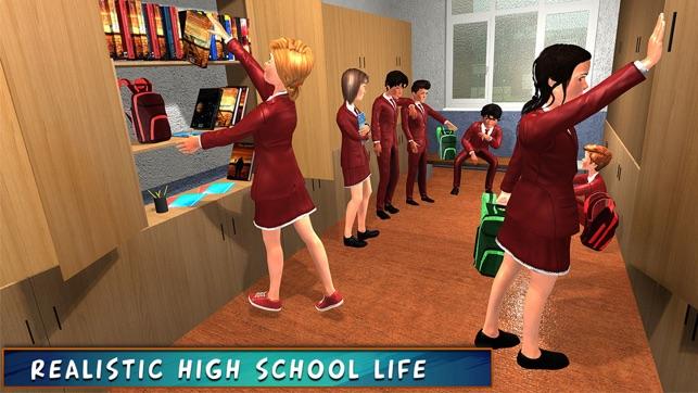 school days game controls