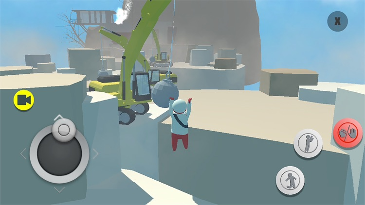 HUMAN FALL FLAT 2018 screenshot-8