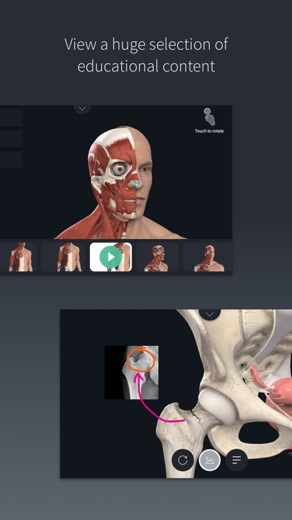 Complete Anatomy 2019: Mobile screenshot-6