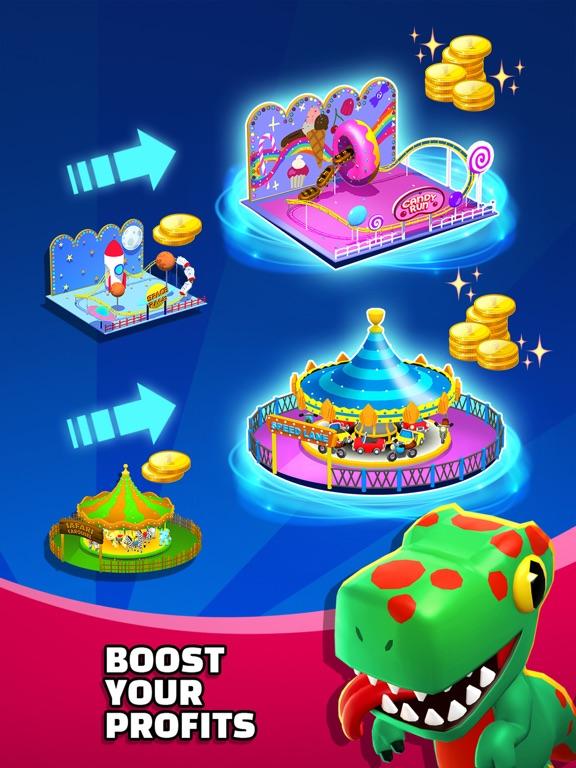 Click Park: Idle Building Game screenshot 8