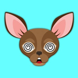 Animated Chocolate Chihuahua