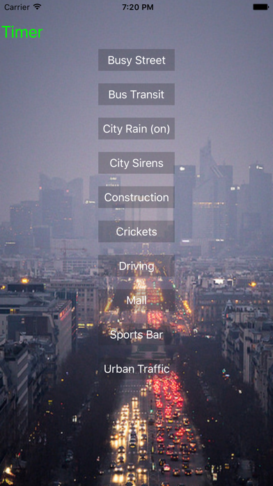City Sound Central screenshot two