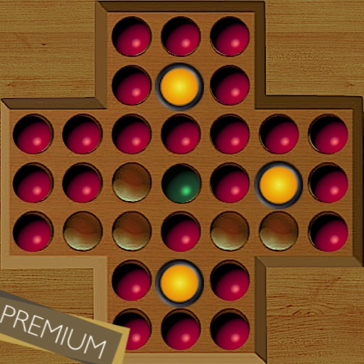 Brainvita Solitaire : Premium! icon