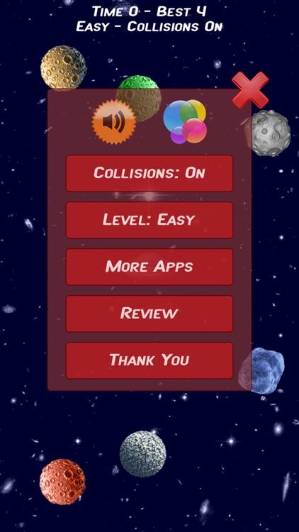 Asteroids Attack Pro screenshot-4