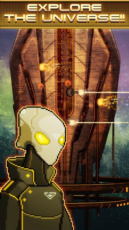 Pixel Starships™ Space MMORPG screenshot-3