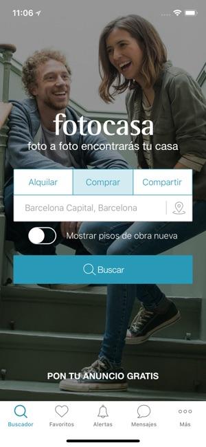 Fotocasa Alquiler Y Venta En App Store