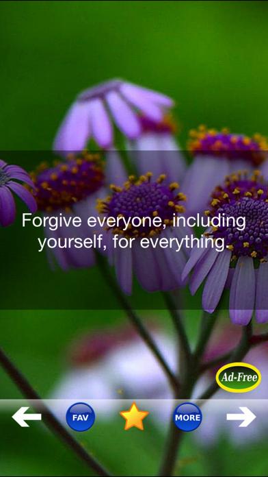 Inspirational Happiness Tips! screenshot two