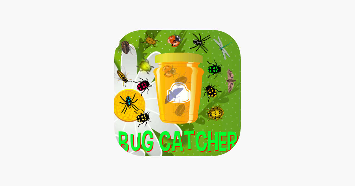 Apple Cup Game Time 2017 >> Bug Catcher Game on the App Store