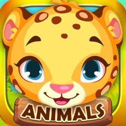 Toddler Preschool Animal Games