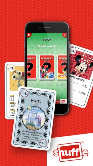 MONOPOLYCards by Shuffle on the App Store