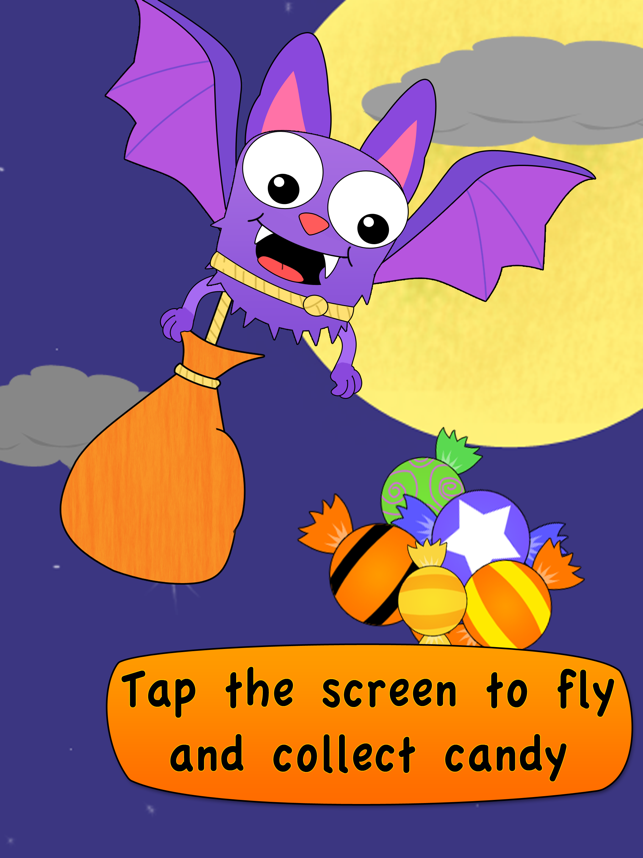 Batty For Candy, game for IOS