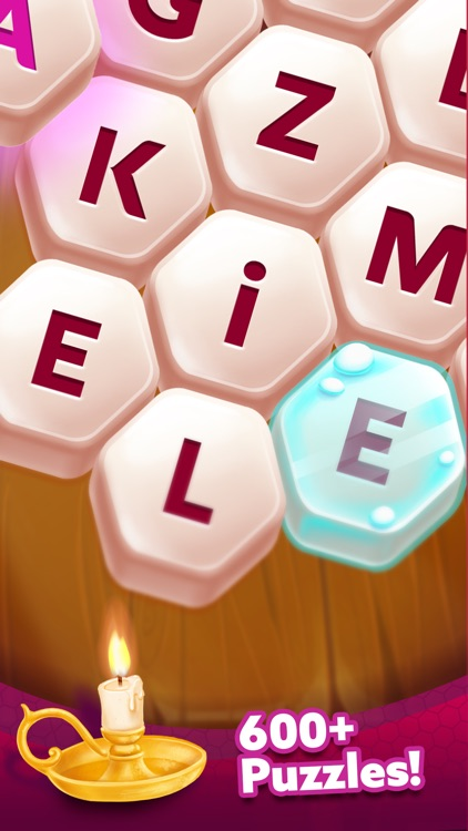 Hidden Wordz - Word Game screenshot-0