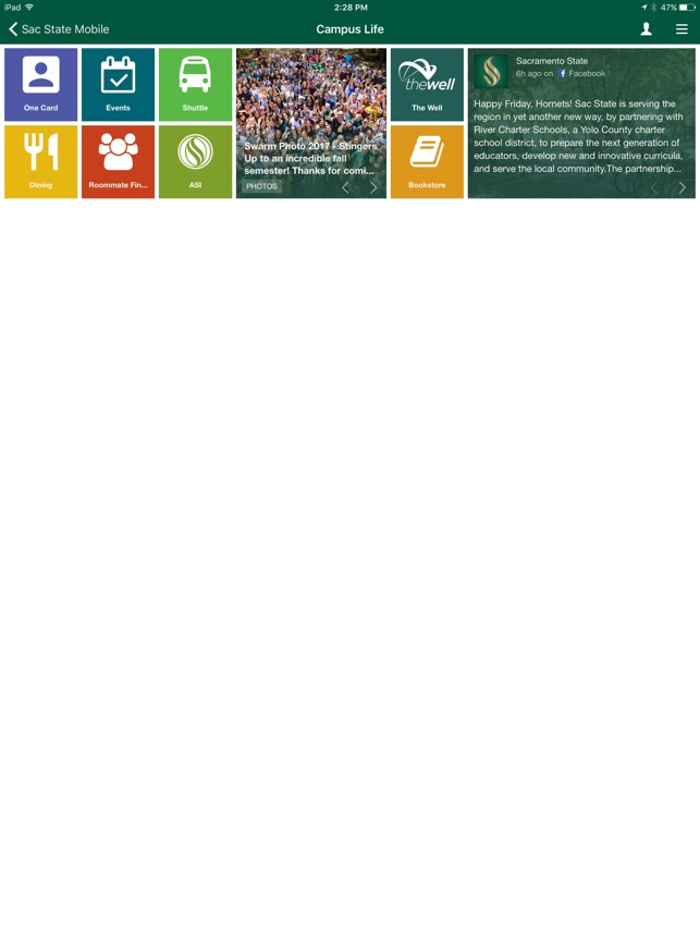 Sacramento State Mobile on the App Store