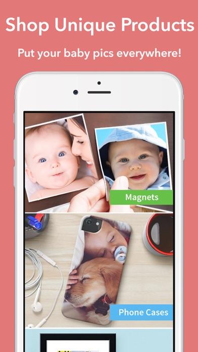 Baby Art - Baby Photo Studio app image