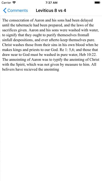 Multi-Version Bible screenshot-7