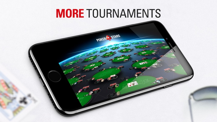 PokerStars: Poker Games Online screenshot-2