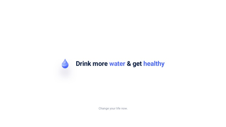 Lily - Drink Water Reminder
