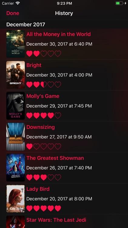 Cinema Time screenshot-4
