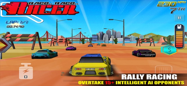 Race Race Racer Car Racing On The App Store