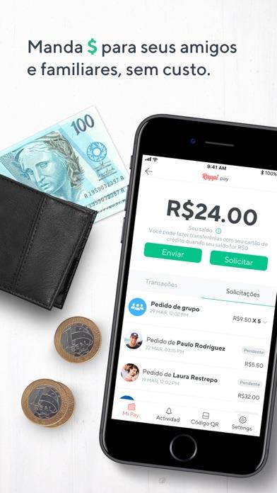 Baixar Rappi Entrega Comida e Mercado para Android