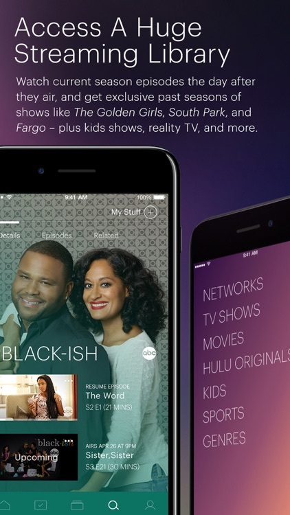 Hulu with Live TV screenshot-4