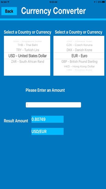 UNITED KINGDOM Online Travel screenshot-3