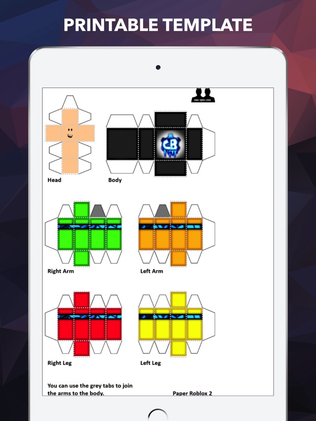 Paperblox For Roblox On The App Store