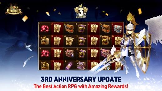 Seven Knights】版本记录- iOS App版本更新记录|版本号|更新时间