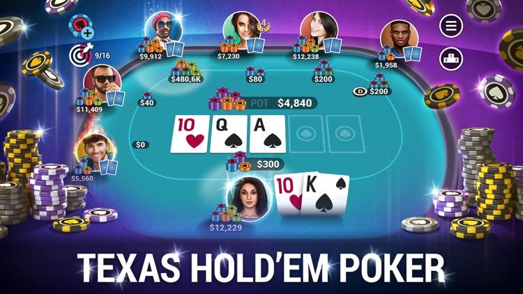 Poker World - Offline Poker screenshot-0