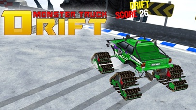 Monster Truck Drift - 3D Stunt