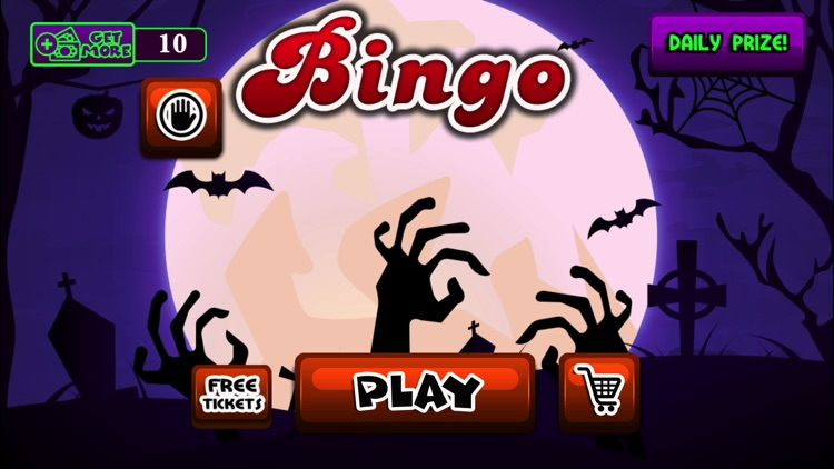 Zombie Bingo -  Play Casino screenshot-1