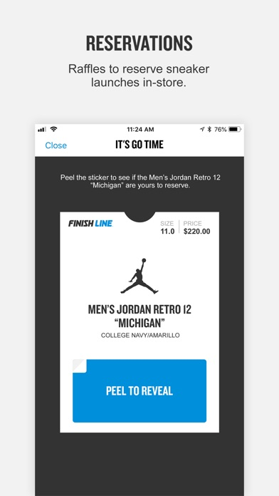 Screenshot for Finish Line – Winner's Circle in United States App Store