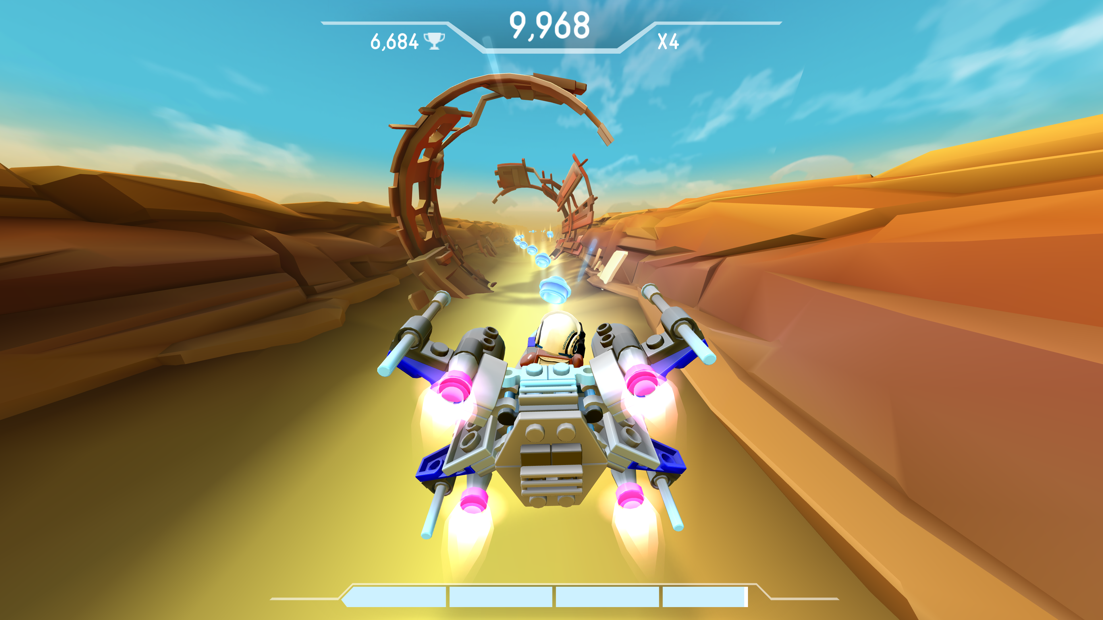 LEGO® Star Wars™ Microfighters screenshot 11