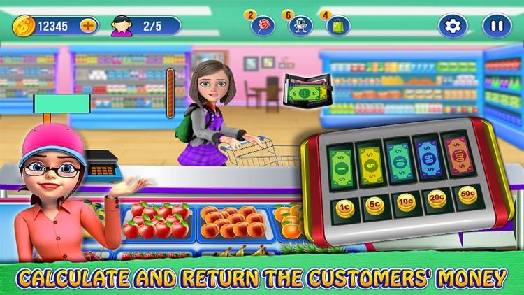 Supermarket Register Cashier screenshot-3