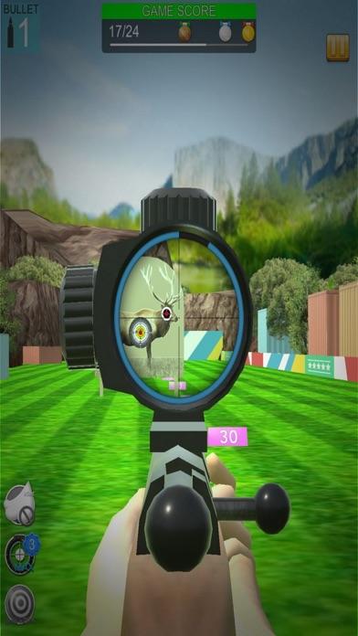 Shooting Deer Range Short Gun screenshot 2